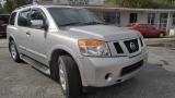 Nissan Armada SE 2010