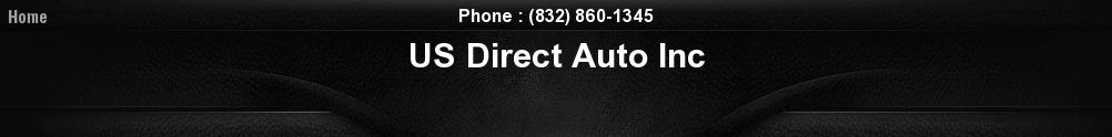 US Direct Auto Inc. (832) 860-1345