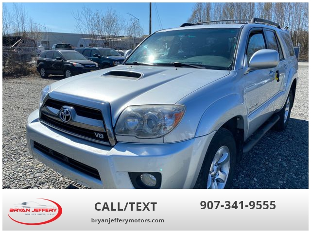 2006 toyota 4runner sport suv 4d cars - anchorage, ak at geebo