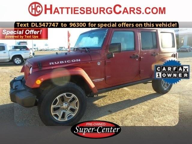 2013 Jeep Wrangler Unlimited Rubicon - $33,888 (Montclair, CA) - Claz ...