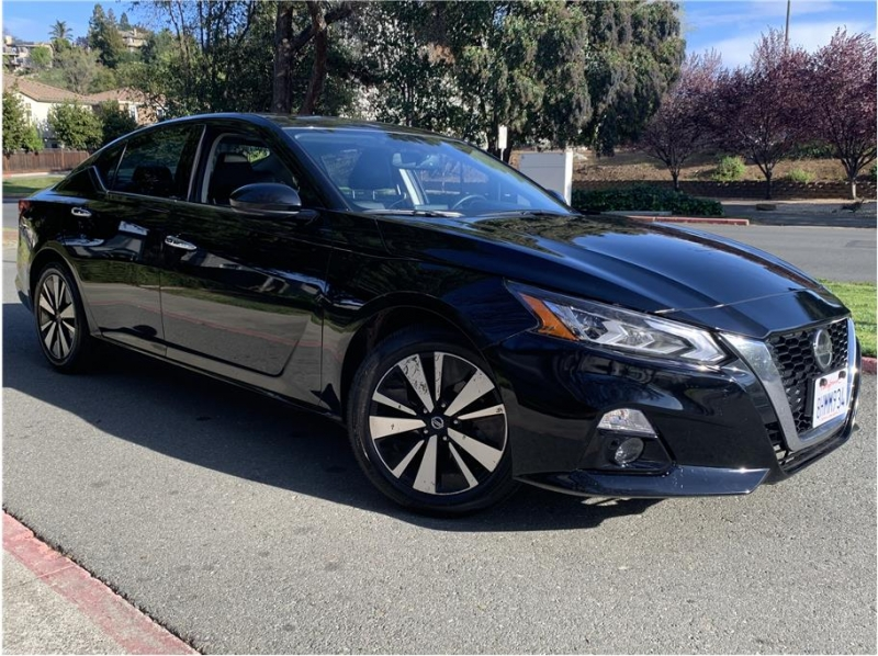 2019 nissan altima 2.5 sl cars - concord, ca at geebo