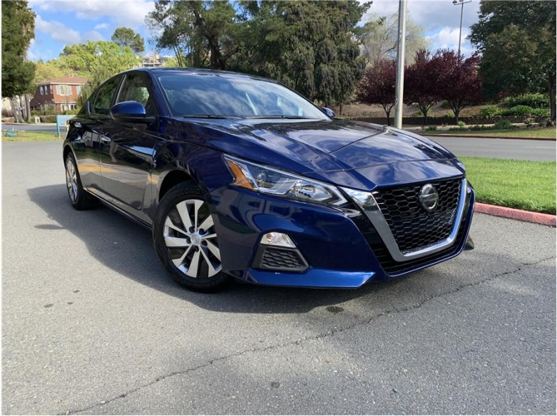 2020 nissan altima 2.5 s cars - concord, ca at geebo