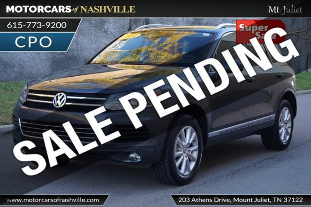 2014 Volkswagen Touareg for sale in Kirkland