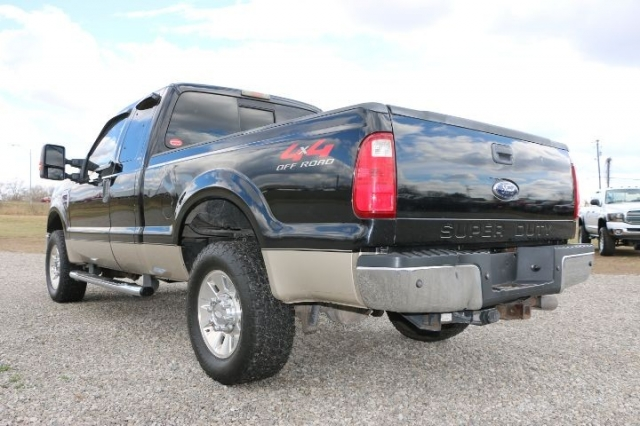 2008 Ford F250 Super Duty Super Cab FX4 Pickup 4D 6 3/4 ft