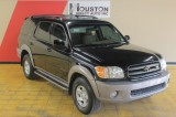 Toyota Sequoia - WE FINANCE 2002