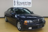 Lincoln LS 2001