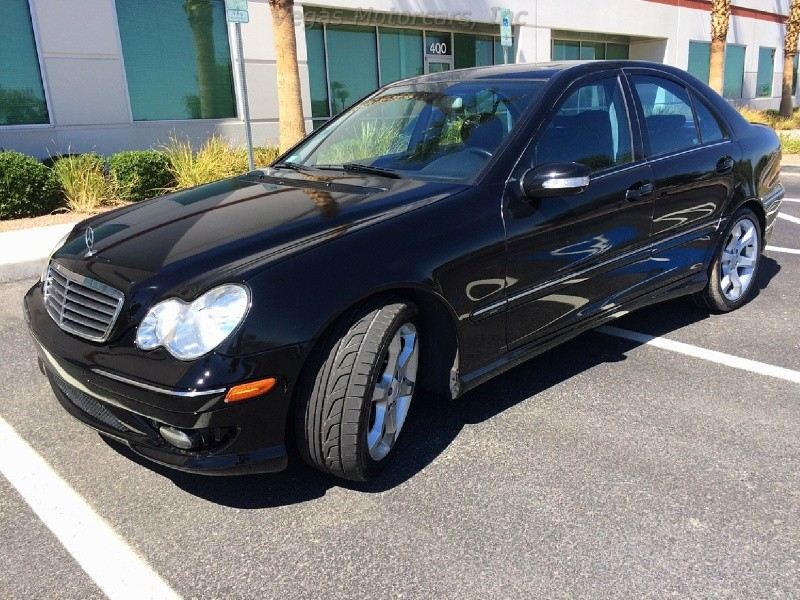 2008 mercedes benz c class for sale in las vegas nv for Mercedes benz for sale las vegas
