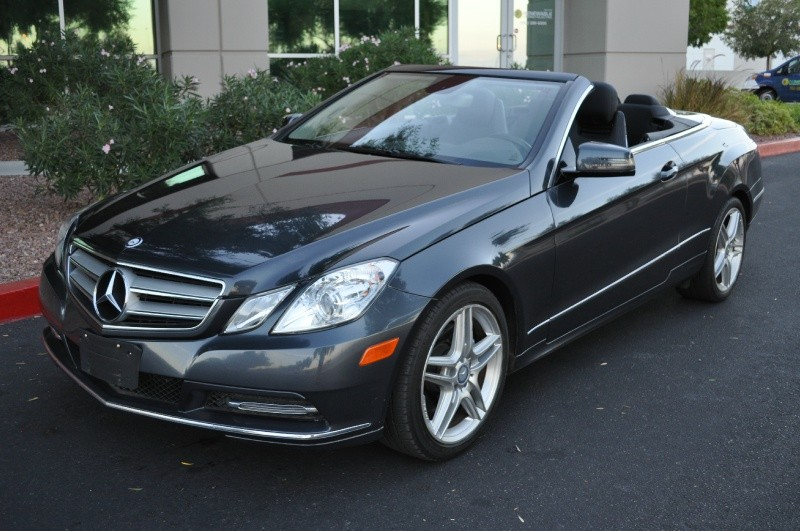 Used mercedes benz e class for sale las vegas nv cargurus for Used mercedes benz e350 convertible