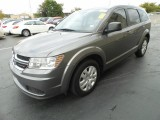 Dodge Journey Third Row Seating 2013