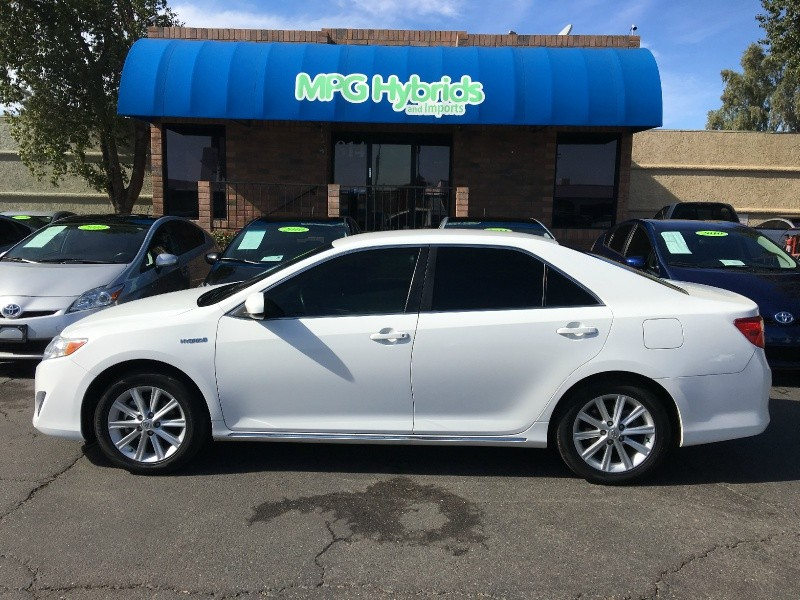 2012 toyota camry hybrid 4dr sdn xle inventory mpg hybrids and imports llc auto. Black Bedroom Furniture Sets. Home Design Ideas