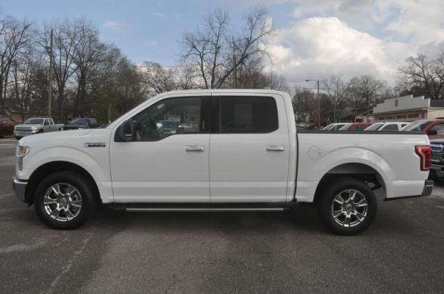 2015 Ford F 150 2wd Supercrew 157 Xlt Inventory