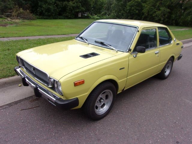 1975 toyota corolla le yellow 1975 toyota corolla classic car in duluth mn 4417113459 used. Black Bedroom Furniture Sets. Home Design Ideas