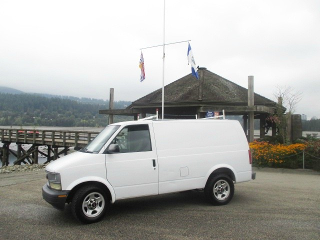 GMC Safari Cargo Van 2005