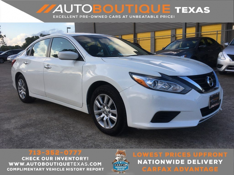 2017 nissan altima s 2.5 cars - houston, tx at geebo