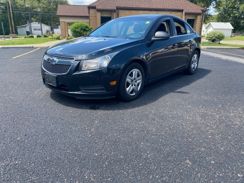 2012 chevrolet cruze ls cars - new philadelphia, oh at geebo