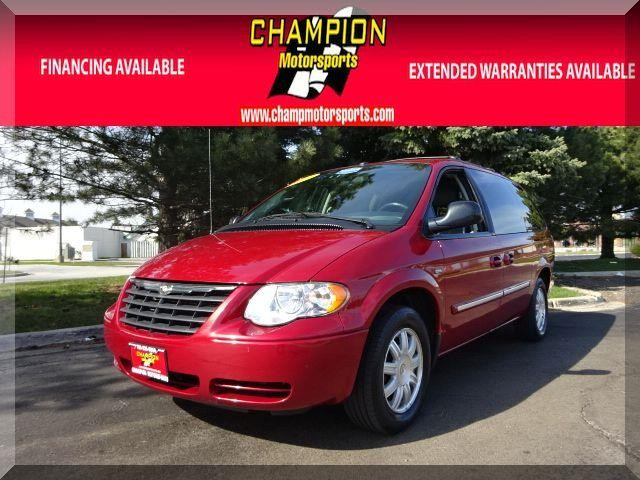 2007 Chrysler Town  Country LWB 4dr Wgn Touring Champion Motorsports is pleased to offer this N