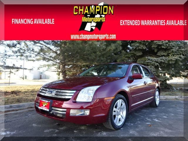 2007 Ford Fusion 4dr Sdn V6 SEL FWD Wow Take a Look this Gorgeous 2007 Ford Fusion SEL This Vehi