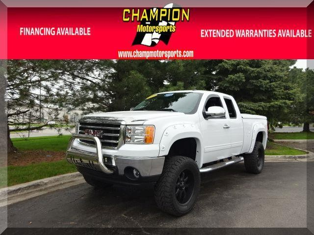 2012 GMC Sierra 1500 SLE BIG BOY TOY CarFax CertifiedNo Accident 2012 GMC Sierra SLE Extende