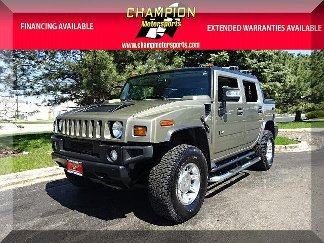 2006 HUMMER H2 SUT Base Wow Take a Look at this Beautiful and Hard to Find 2006 Hummer H2 SUT