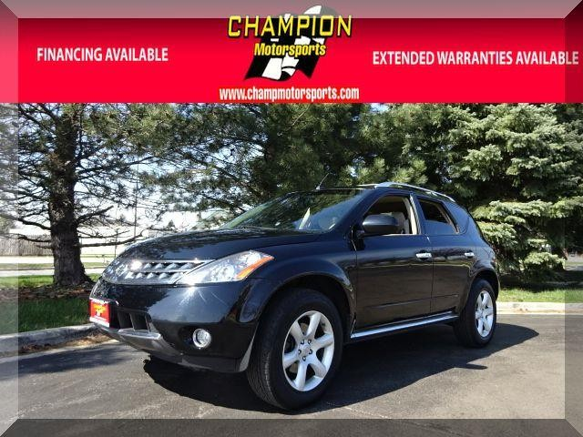 2007 Nissan Murano Champion Motorsports is pleased to offer this Newly Arrived 2007 Nissan Murano S