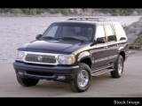 Mercury Mountaineer 2000