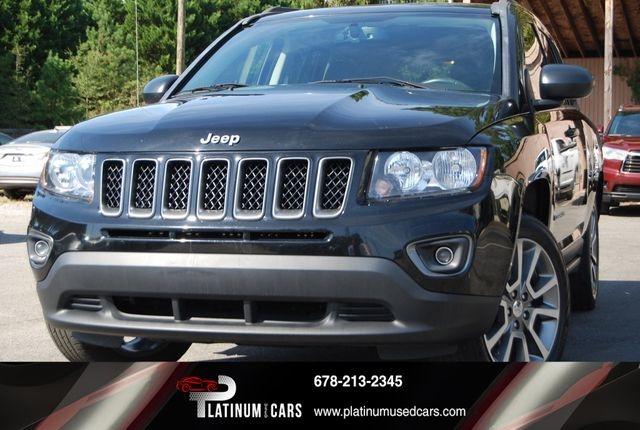 2016 jeep compass fwd 4dr sport se pkg cars - alpharetta, ga at geebo