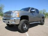 Chevrolet Silverado 1500 4X4 LOW MILES LIFTED/WHEELS/TIRES 2013