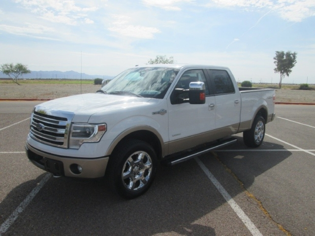 2013 ford f 150 4wd supercrew king ranch ecoboost can be lifted carfax certified inventory. Black Bedroom Furniture Sets. Home Design Ideas