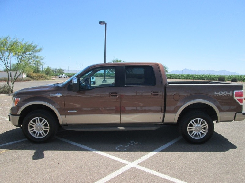 2011 ford f 150 ecoboost twin turbo 4wd supercrew king ranch used ford f 150 for sale in. Black Bedroom Furniture Sets. Home Design Ideas