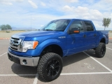 Ford F-150 5.0L V8 Lifted/Wheels/Tires All New 2012