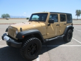 Jeep Wrangler Unlimited Lifted/Wheels/Tires 2014