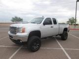 GMC Sierra 2500HD Lifted/Wheels/Tires 2012