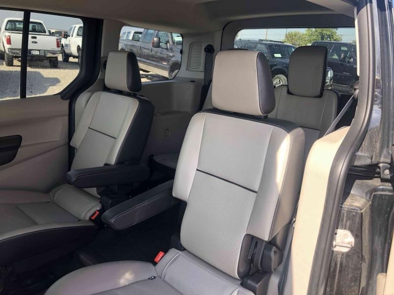 Ford Transit Connect Wago Titanium 2016