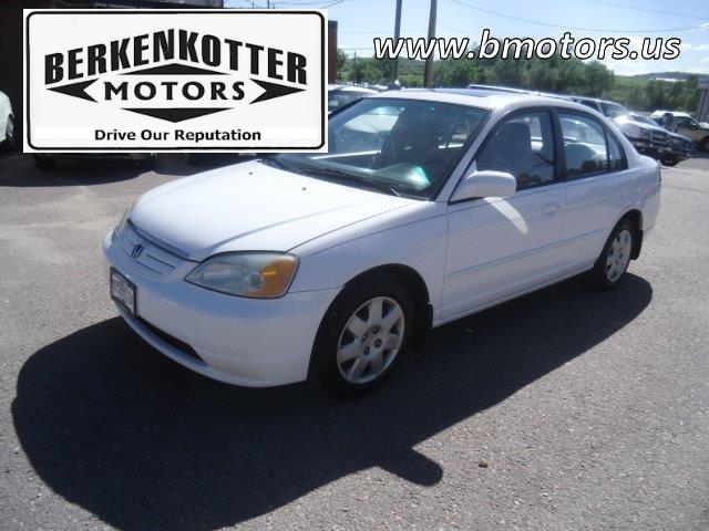 2002 Honda Civic Ex 5 995 Parker Co