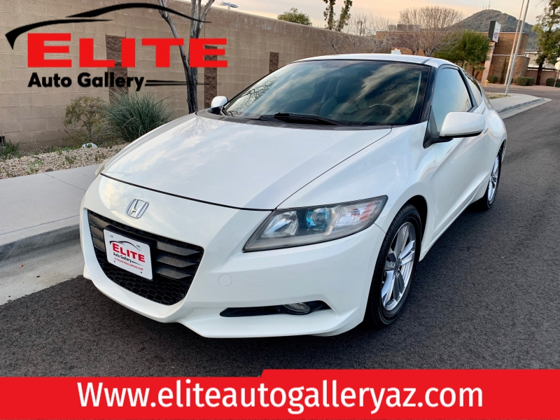 2012 honda cr-z 3dr ex cars - phoenix, az at geebo
