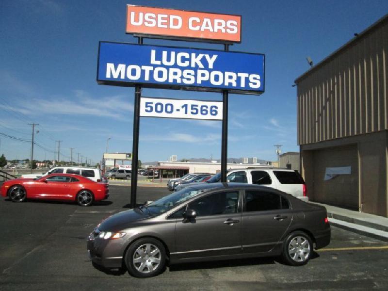 Honda civic 4 dr si for sale in el paso tx cargurus for Honda dealership las cruces