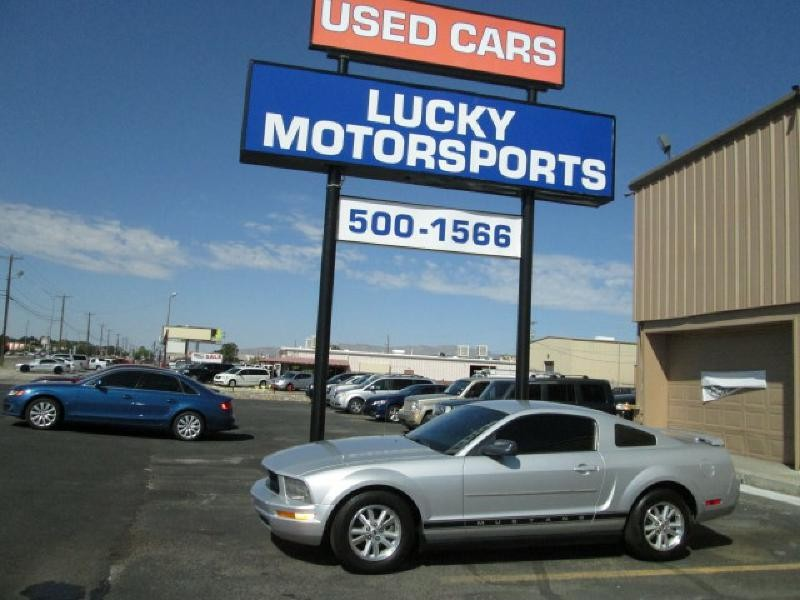 2006 ford mustang for sale in el paso tx cargurus. Black Bedroom Furniture Sets. Home Design Ideas