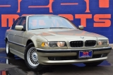 BMW 7 Series 2001