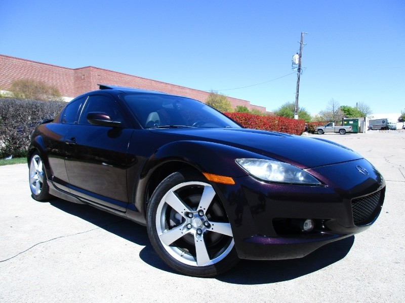 2005 mazda rx 8 shinka special edition package inventory. Black Bedroom Furniture Sets. Home Design Ideas