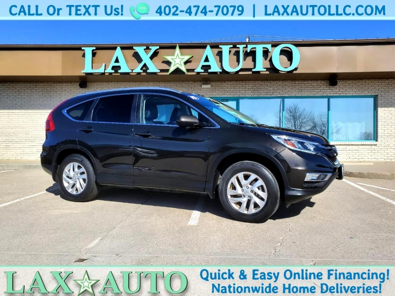 2015 honda cr-v ex-l 4wd cars - lincoln, ne at geebo