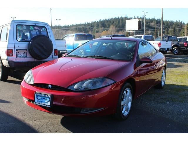 $3,488, 1999 Mercury Cougar