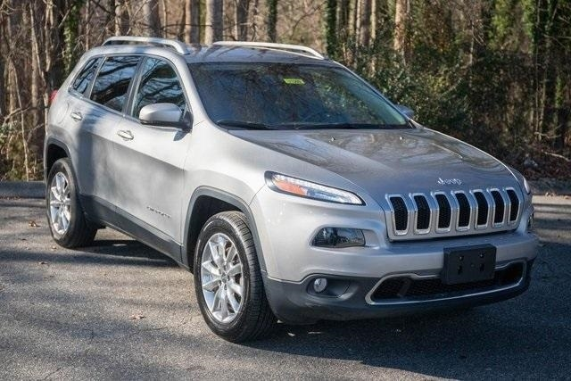 2016 jeep cherokee limited cars - high point, nc at geebo