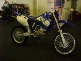 Yamaha WR400 2000