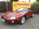 Jaguar XK8 2001