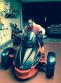 Can Am spyder 2012