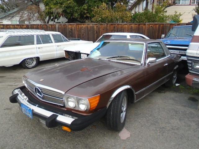 1974 Mercedes-Benz 450