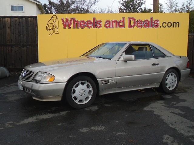 1995 mercedes benz sl500 sl inventory wheels and for Mercedes benz santa clara
