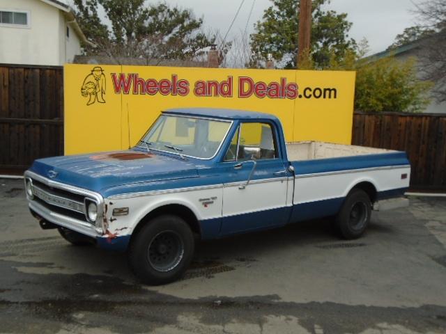 Chevrolet c10 1969