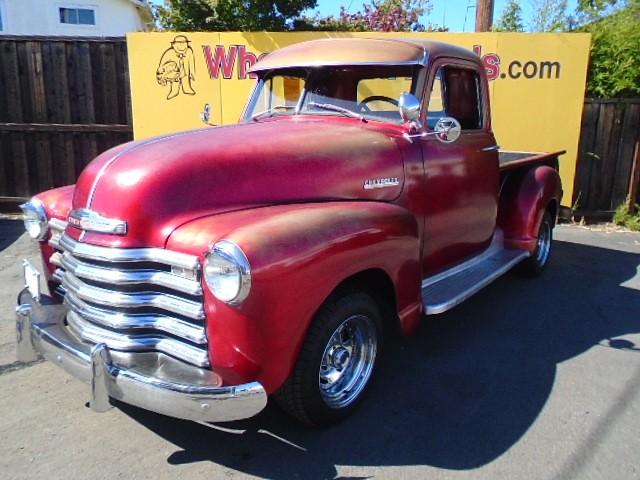 Chevrolet truck 1952