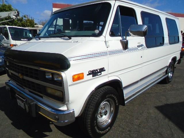 Chevrolet g20 1992